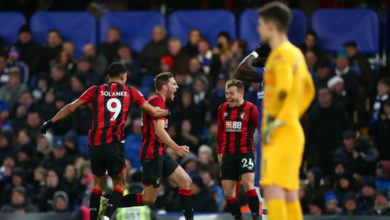 Chelsea 0-1 Bournemouth