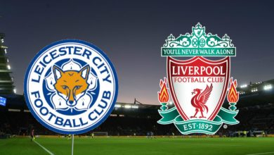 Leicester City - Liverpool: Fiche du match
