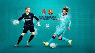 Real Sociedad vs Barcelone, comment et où regarder : Heure, Chaine, Streaming
