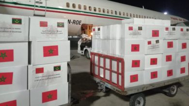 Aides Marocaines Covid-19